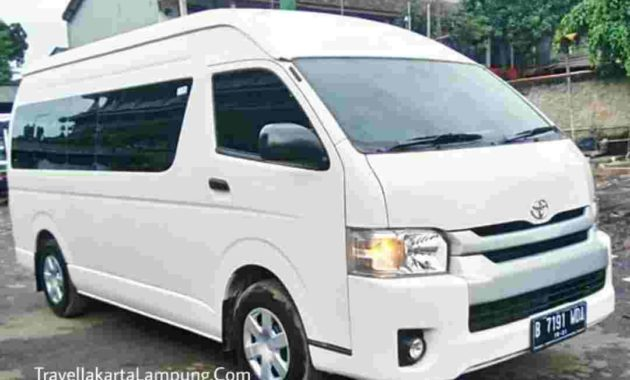 Info Travel Depok Ke Bandar Lampung Terbaik