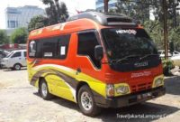 Travel Lampung ke Karawaci berkualitas