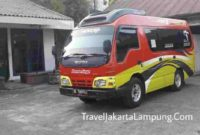 5 Daftar Jurusan Dan Jadwal Travel Jakarta Lampung