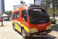 Jadwal Travel Cengkareng Lampung