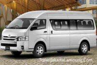 adwal Travel Lampung serpong