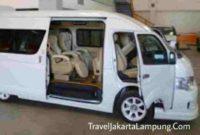 Jasa Travel Lampung Tangerang
