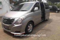 Jadwal Travel Cakung Bandar Lampung