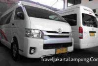 Travel Balaraja Lampung Bermutu