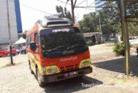 Travel Mampang Lampung Termurah