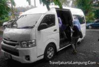 Layanan Travel Pamulang Lampung