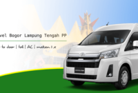 Travel Bogor Lampung Tengah