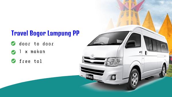Travel Bogor Lampung