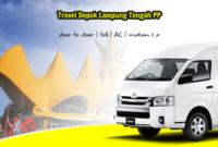 Travel Depok Lampung Tengah