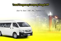 Travel Tangerang Lampung Tengah