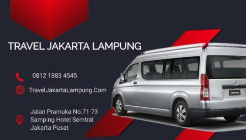 Travel Jakarta Kotabumi - Tarif Murah & Terpercaya